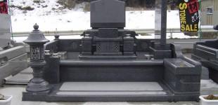 墓石・外柵セット№13