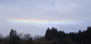 キミは虹を見たかい?