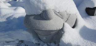 豪雪です‼